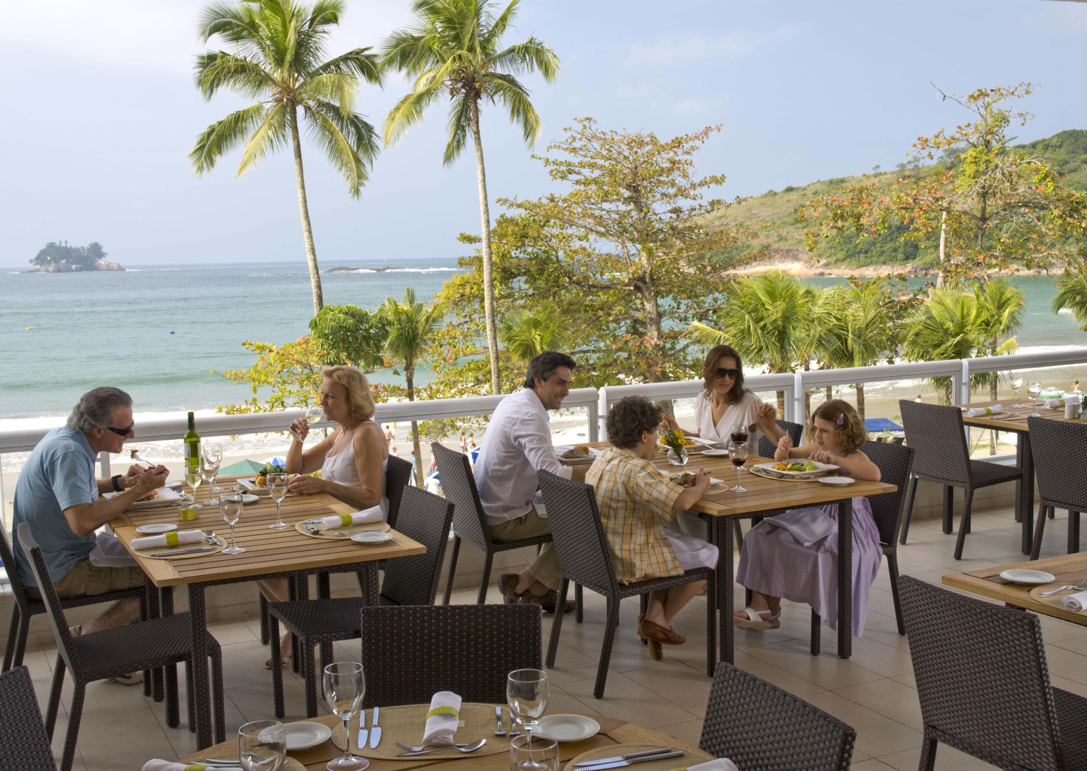 Sofitel Guarujá Jequitimar - Bares e Restaurantes