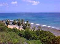Praia de Boldr� - Fernando de Noronha
