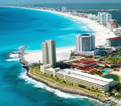 Reveillon em Cancun