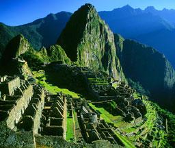Carnaval no Peru - Machu Picchu