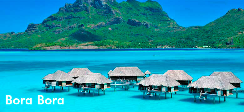 Pacotes de viagem para Tahiti