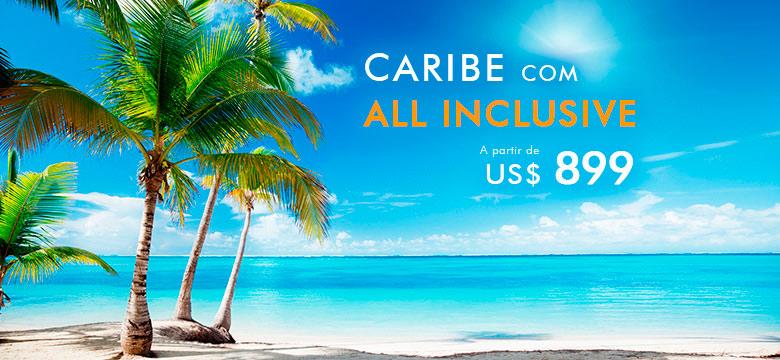 Caribe com All Inclusive