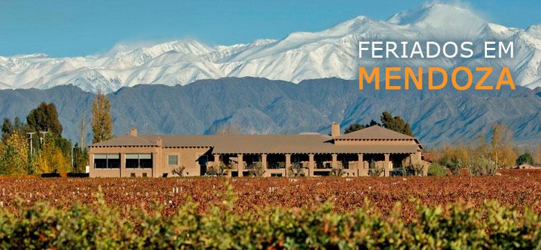 Pacotes de viagens para feriados em Mendoza