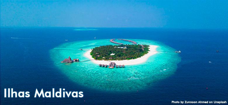 Pacote de viagem para Ilhas Maldivas | Agência de viagem e turismo | ViaBr