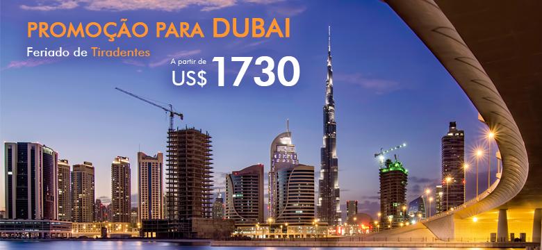 Promoção pacote de Viagem para Tiradentes em Dubai