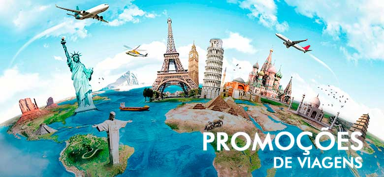 Pacotes de Viagem em Promo��o
