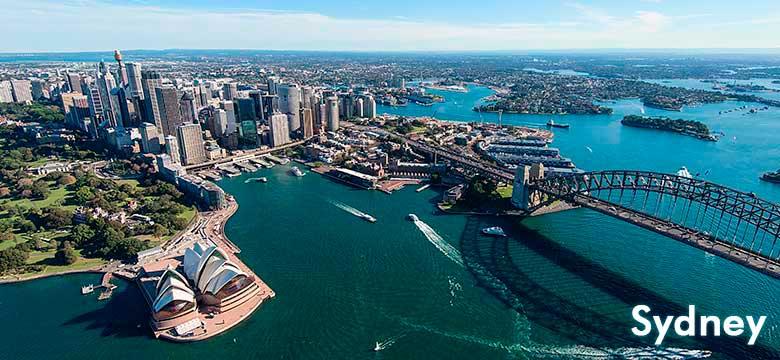 Pacotes de viagem para Austrália