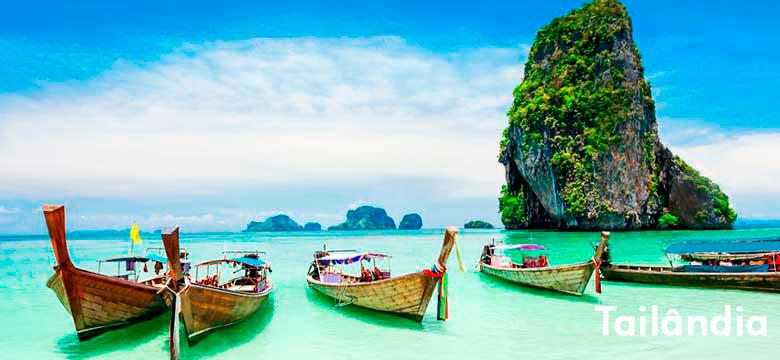 Pacote de viagem para Tailândia | Agência de viagem e turismo | ViaBr