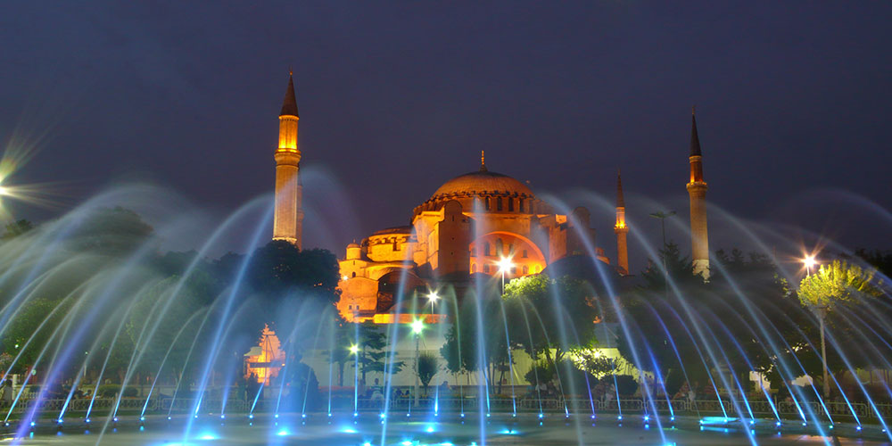 Pacote para Turquia e Dubai Promocional