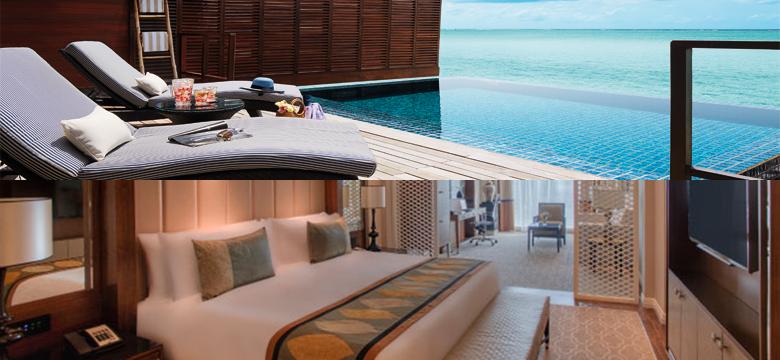 Promoção Ilhas Maldivas e Dubai