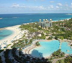 Pacote Férias de Julho - Bahamas