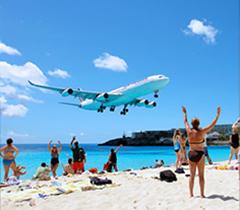 Pacote Férias de Julho - Saint Maarten