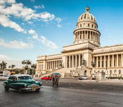 Reveillon em Havana e Varadero