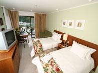 Meliá Angra Marina & Convention Resort - Acomodações