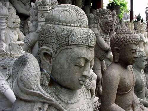 Batubulan - Bali