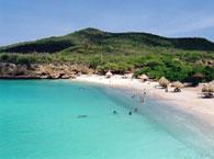curaçao praia