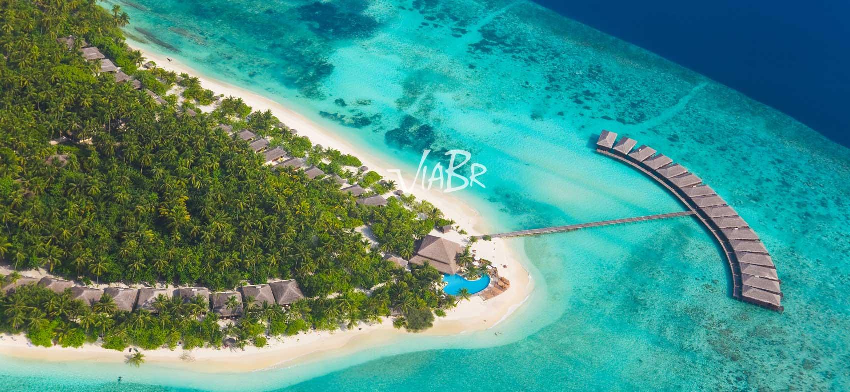 Pacote para Maldivas