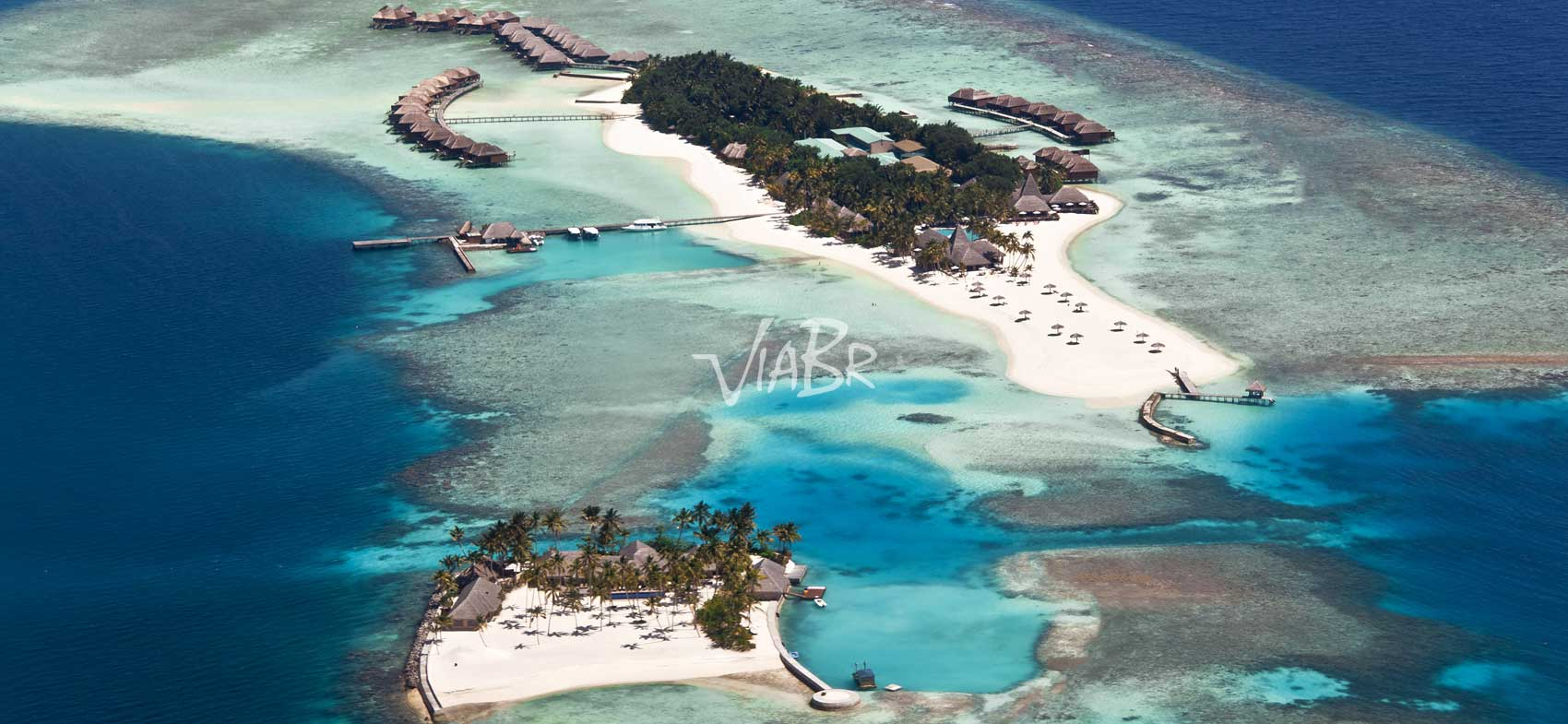 Ilhas Maldivas - Pacote
