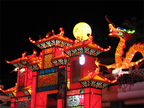 China Town - Cingapura
