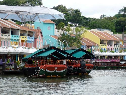 Bum Boat - Cingapura
