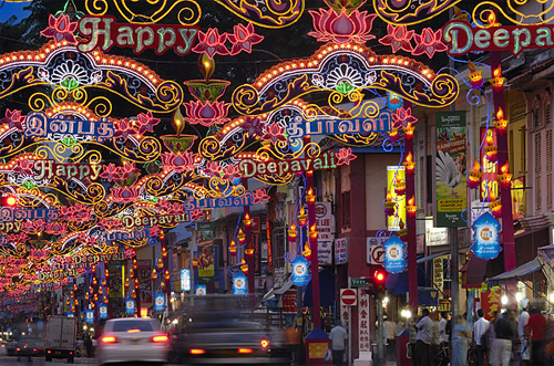 Little India - Cingapura