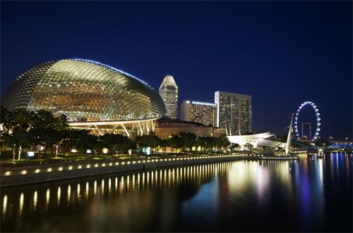 Marina Bay - Cingapura