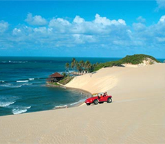 Resorts no Nordeste